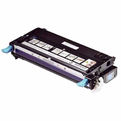Dell Computer G907C Cyan Toner Cartridge 3130cn/3130cnd Laser Printers by Dell