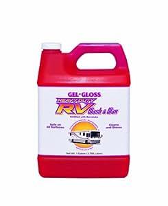 Gel-Gloss RV Wash and Wax - 128 oz.