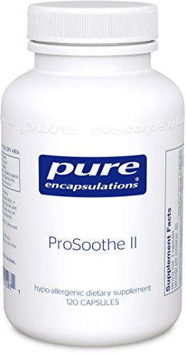 Pure Encapsulations ProSoothe Hypoallergenic Supplement