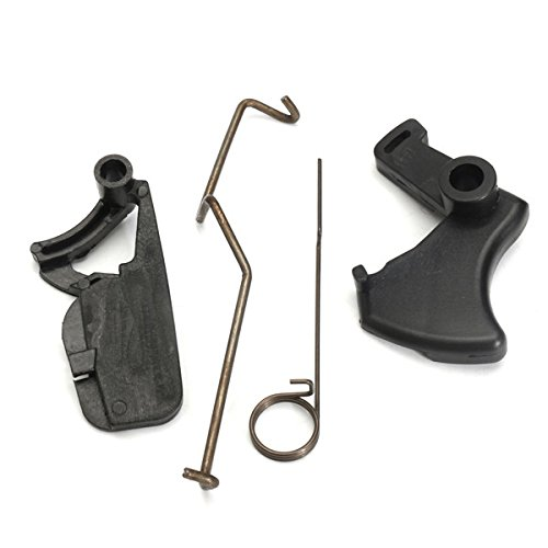 Throttle Trigger Safety Lever with Spring fit Stihl 017 018 MS170 MS180 Chain - Throttle Chainsaw