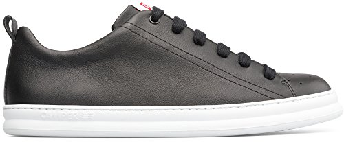 Camper Men's Runner Four Fashion Sneaker, Black/White, for sale  Delivered anywhere in USA