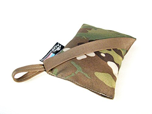 (American Mountain Supply 51000MCM Rear Sniper Bag, Multicolor, Medium)