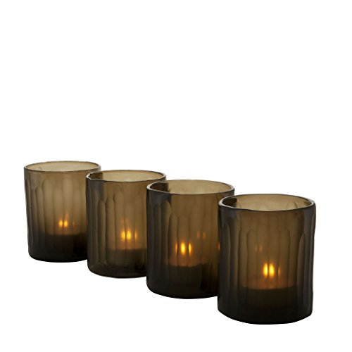 Eichholtz Bronze Tea Light Holder (set of 4) (Astor Four Light)