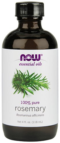 NOW Foods Rosemary Oil, 4 oz.