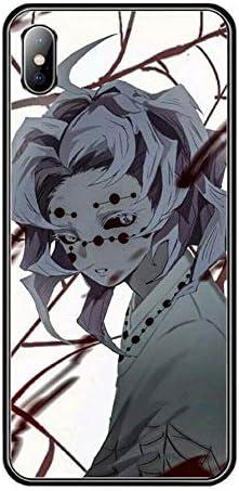 鬼滅の刃iPhoneケース,鬼殺隊キメツノヤイバプリントtpu防護保護カバーiphone11 11Proアイフォンケース かっこいい