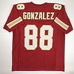 best service 3bc37 b91f1 Amazon.com: Atlanta Falcons Tony Gonzalez #88 Players Jersey ...