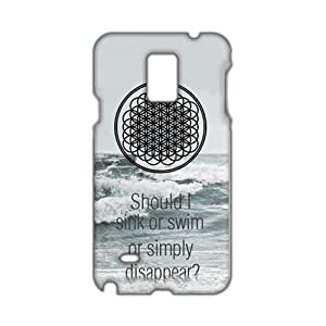 Sea thinking 3D Phone For Ipod Touch 4 Case Cover