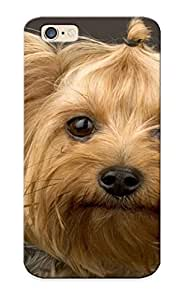 LAwdvxk3956QBCYg Case Cover Protector Series For Iphone 6 Yorkshire Terrier Case For Lovers