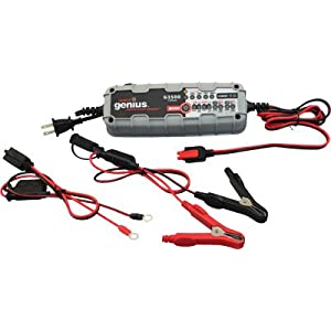 6/12V 3500Ma Battery Charger