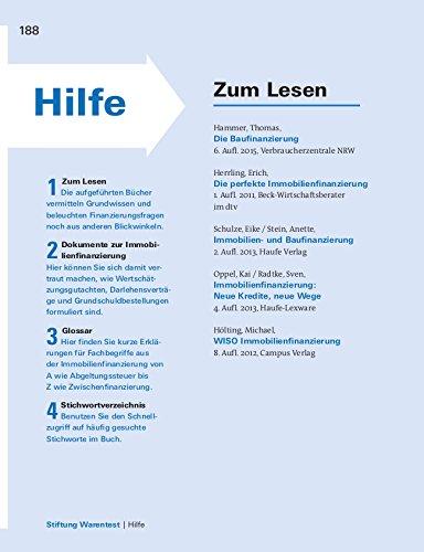 Immobilienfinanzierung Die Richtige Strategie Amazon De Werner