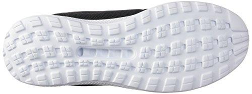 Hawkwell Heren Lichtgewicht Comfortabele Fashion Sneaker Zwart-1