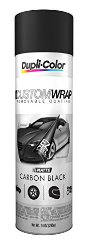 Dupli-Color CWRC100 Custom Wrap Removable Coating - 14 fl. oz. (Dupli Color Wheel Coating)