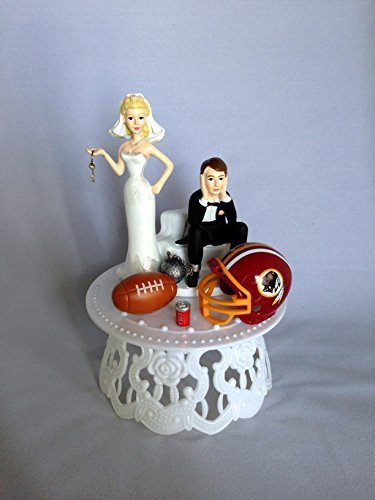 Funny Wedding Cake Toppers Bride And Groom Personalized Washington