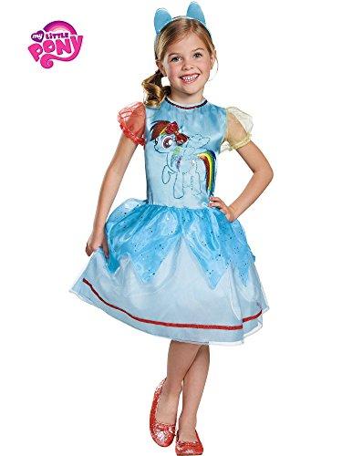 Rainbow Dash Classic Costume, Small (4-6x) -