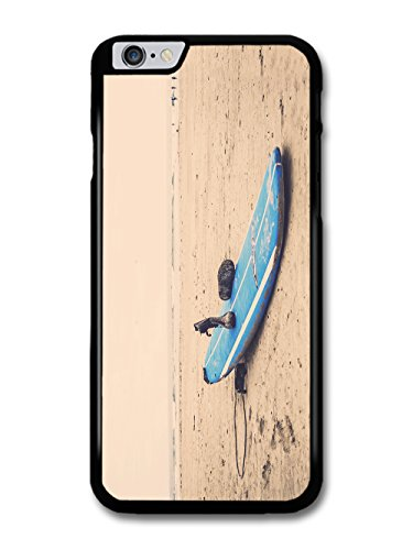 Surfboard on Beach Relaxing Holiday Travelling Surfing Design case for iPhone 6 Plus 6S Plus