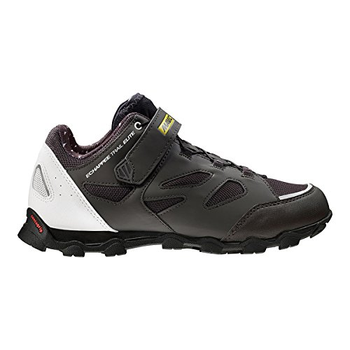 Mavic Echappée Trail Elite - Zapatillas - negro 2017