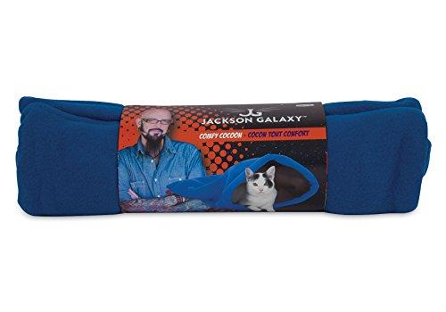 Petmate jackson galaxy comfy cocoon blue import it all for Petmate jackson galaxy