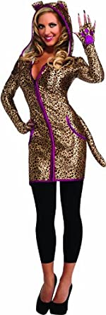 Rubieu0027s Costume Halloween Sensations Urban Leopard Costume  sc 1 st  Amazon.com & Amazon.com: Rubieu0027s Costume Halloween Sensations Urban Leopard ...