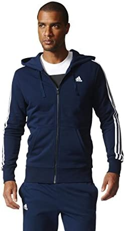 Funcionar responder Ondas  Adidas Ess 3S Fz Ft Shoe For Men, Navy, Xxl (S98787): Buy Online at Best  Price in UAE - Amazon.ae