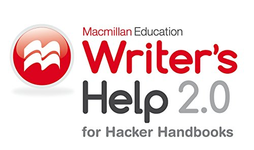 Writer's Help 2.0, Hacker Version (Four-Year Access)