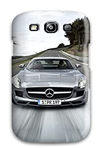 Premium Mercedes Sls Amg 10 Heavy-duty Protection Case For Galaxy S3