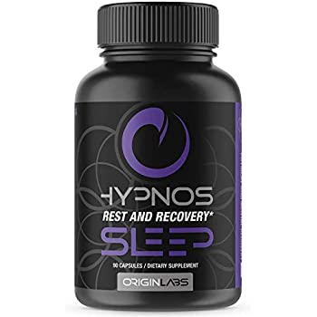 HYPNOS Sleep - Sleep Aid for Better Rest and Faster Recovery