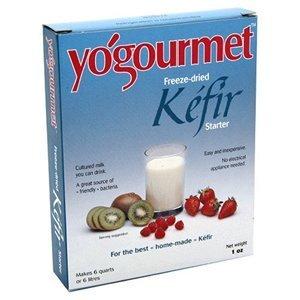 Yo Gourmet Freeze Dried Kefir Starter, 1 Ounce -- 6 per case. by Yogourmet