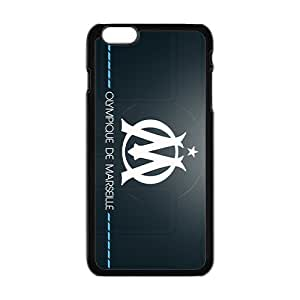 Happy Five major European Football League Hight Quality Protective Case for Iphone 6plus hjbrhga1544