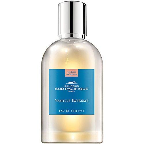 (Comptoir Sud Pacifique Vanille Extreme Eau De Toilette Spray for Women, 3.3)
