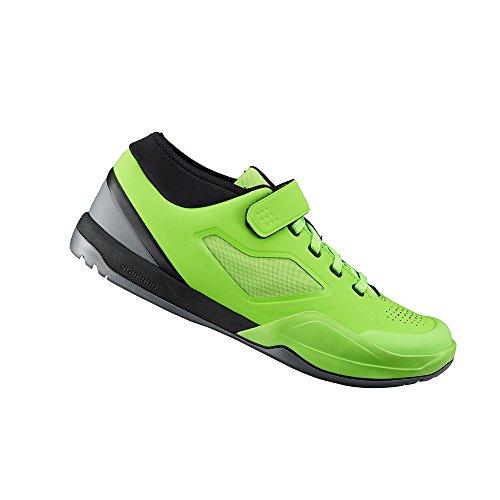 Shimano Sh-am7 Scarpe Mtb Lime Green