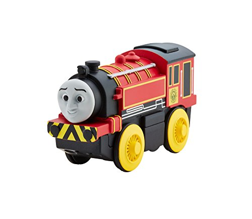 Fisher-Price Thomas & Friends Wooden Railway, Victor - Battery Operated (Thomas Train Characters)