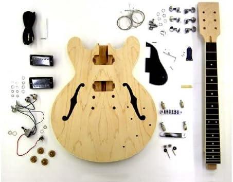 セミアコタイプ エレキギターキット ER-KIT-ES