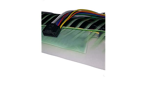 Kenwood Dnx Wiring Harness Color Codes on