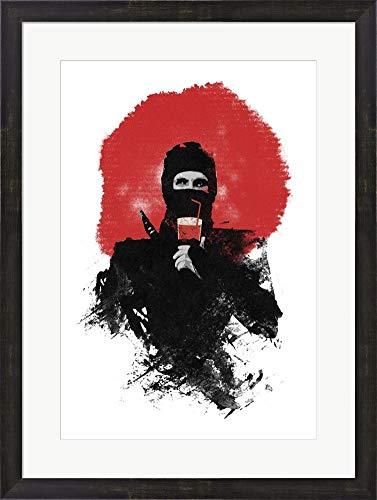 Amazon.com: American Ninja by Robert Farkas Art Print, 10 x ...