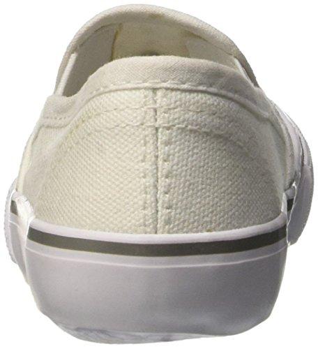 2291148 Blanc North Mixte bianco Enfant Eu Cassé 30 Star Chaussures Basses pg5gY