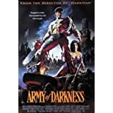 Army of Darkness Cult Horror One Sheet Movie Poster 27 x 40 inches