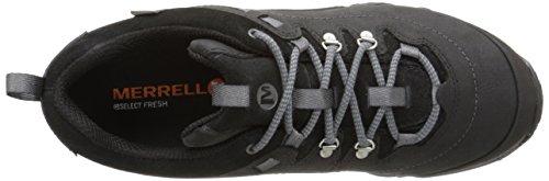 Viaggiatore Scarpe Black Chameleon Di Escursione Merrell Maiusc Impermeabile YEq1C0