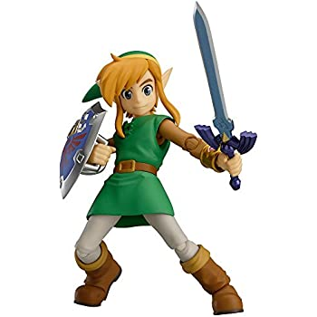 Max Factory The Legend of Zelda: A Link Between Worlds: Link Figma Action Figure