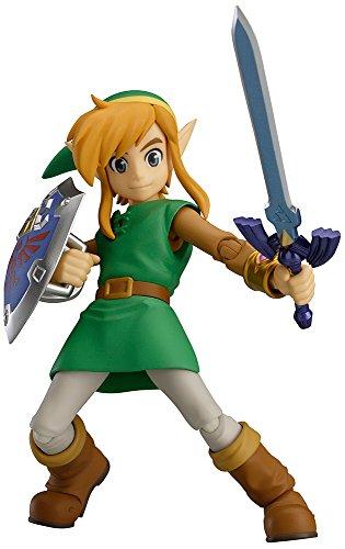 Max Factory The Legend of Zelda: A Link Between Worlds: Link Figma Action Figure (Link World Of Nintendo)