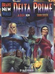book cover of Delta Prime