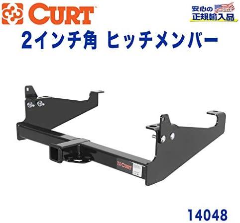 [CURT カート社製 正規代理店]Class4 ヒッチメンバー レシーバーサイズ 2インチ 牽引能力 約4540kg FORD(フォード) F-350 450 550