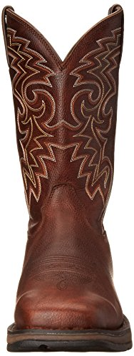 Marrone Stivali Boots Durango Uomo dark Chocolate Western q0p6IS