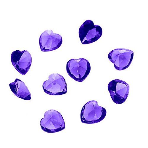 Purple Heart Charm - 8