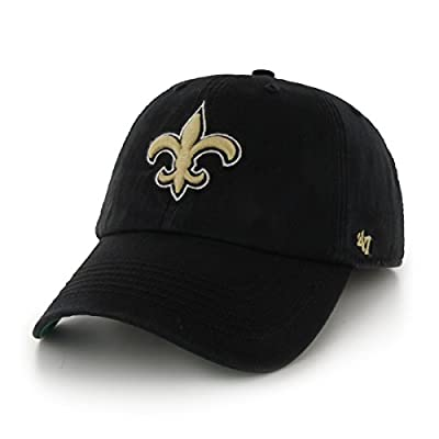 NFL New Orleans Saints '47 Brand Franchise Fitted Hat