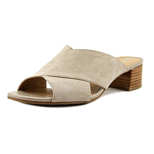Naturalizer Womens Arielle Fabric Open Toe Casual Mule Sandals Grey tmzd9v5