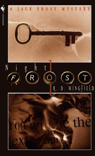 book cover of Night Frost