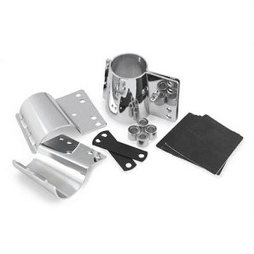 National Cycle Wide Frame - National Cycle Wide Frame Heavy Duty Mount Kit (kt) for Honda Metric Cruisers (55-3102)