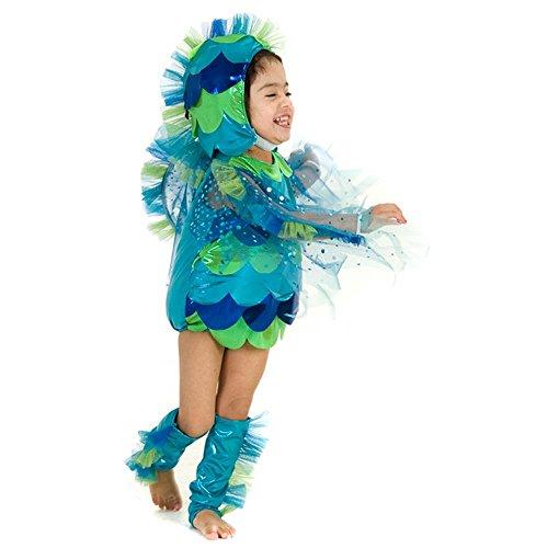 Toddler Beta Fish Costume 2T