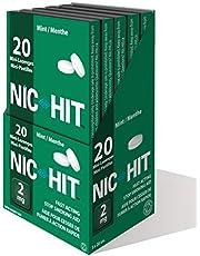Nic-Hit Quit Smoking Aid Nicotine Mini Lozenge Mint Flavor 2 mg -100 lozenges