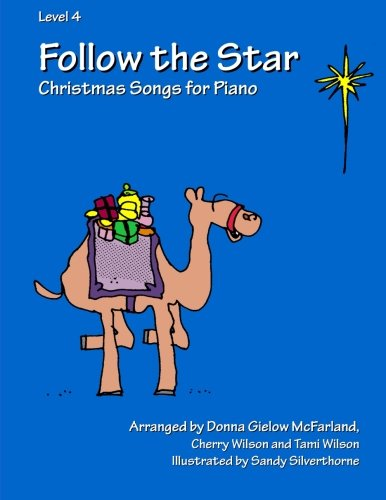 Follow Star Christmas Songs Piano